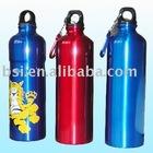 Aluminum bottle/Sport water bottle/750 ml bottle