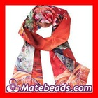 Latest Ladies' Fashion Silk Scarf