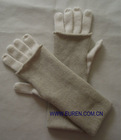 Cashmere gloves for lady, extra warm, model K380