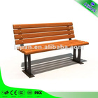Children park bench parts