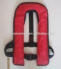 ISO12402 Standard single chamber Inflatable Life Jacket