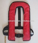 ISO12402 Standard single chamber Inflatable Life Jacket
