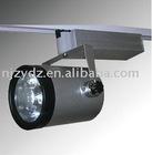 Track metal halide lamp/light