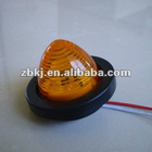 2 Inch Beehive LED Warning Light with 6 super Flux LED