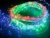 Copper wire led string lights,Multi color led decoration light