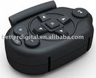 Universal steering wheel remote