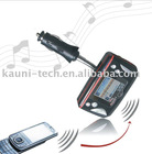 Bluetooth Car MP3/MP4 with built-in FM transmitter