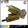 Knob door cylinder for lock