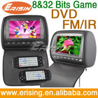Erisin ES997D Car Headrest Monitor with USB SD Games