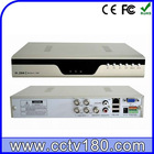 4ch Full D1 realtime recording H.264 4CH Audio DVR