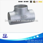 china pipe fitting/carbon steel pipe saddle tee