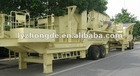 hot sale in India impact mobile crusher station for stone crushing plant