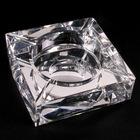 Crystal ashtray,Ashtray,