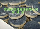 EPDM sealing strip with adhesive(tape adhesive)
