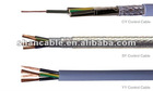 PVC insulated copper wire control cable 0.6/1KV