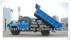 mini tipper dump trucks hydraulic hoist for sale