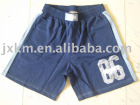 mens cvc french terry fashion shorts