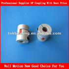 Professional supplier of high precision electric motor shaft coupling with lowest price