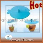 2012 New Design Silicone cup cover