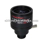 2012 new designed varifocal 4-9mm manual iris 2 megapixel ccd camera lens