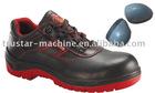 safety shoe steel- toe cap