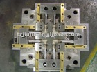 Plastic injection bumper mould