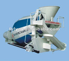 3m3 self loading concrete mixer