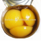 425g canned yellow peach halves in syrup-NEW 2012 Crop