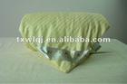 100% handmade silk quilt