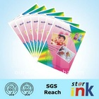 Glossy photo paper (cast coated) and bright white