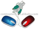 Artistic 3D mini optical mouse