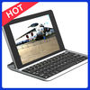 Factory Price Aluminum Bluetooth Wireless Keyboard for Google Nexus 7 with Germany, Italy, Russian Languages