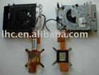 DV9000 CPU Cooling heatsink & fans 432995-001 HP