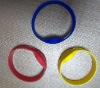 silicone IC/ID bracelet