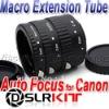 Auto Focus Macro Extension Tube for CANON EOS EF EF-S