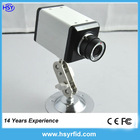 smallest ip camera/Indoor use wired box IP camera