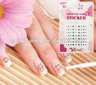 jewel nail sticker