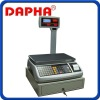 Ticket Printing Scale DTP-7000, price computing scale