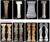 Home Decoration High Quality Indoor Interior Decorative Marble Columns