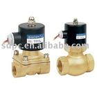 Water Valve/Brass Solenoid Valve/-2/2 2L series Electric Control Valve