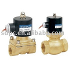 Water Valve/Brass Solenoid Valve/-2/2 2L series Electric Control Valve