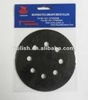 DIY hardware - Silicon corbide abrasive velcro sanding disc