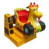 spotted deer game machine,kid ride toy