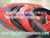 TPU coated webbing (TPU covered webbing, TPU coated nylon/polyester webbing)