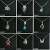 wholesale new design crystal pendant necklace jewelry fashion
