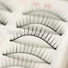 10 pairs fashion eyelash extensions in korea