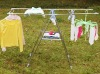 18m stainless steel folding clothing dryer rack