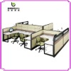 2012 modern design aluminium alloy office partition 750-1