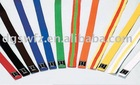 BUDO COLOUR BELTS