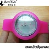 2011 fashion silicone watch